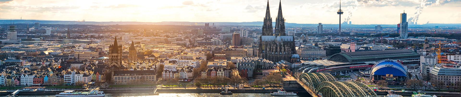 Köln und Kölner Dom